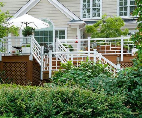 terrasse hoch la terrasse de jardin 18 conseils pour la conception parfaite