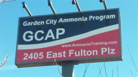 gcap sign garden city ammonia program ammonia