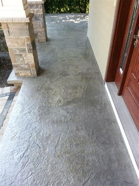 decorative toppings concrete flooring rs concrete