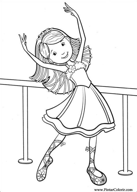 coloring pages of dancing girl σχέδια να paint χρώμα groovy κορίτσια σχεδιασμός