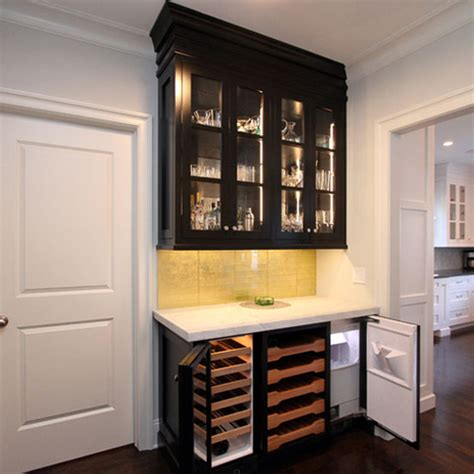 Kitchen Island With Cabinets transitional modern style cabinets pomeroy rd madison nj