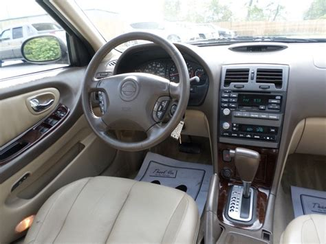 how cars run 1994 nissan maxima interior lighting 2001 nissan maxima gle for sale in cincinnati oh stock 11337