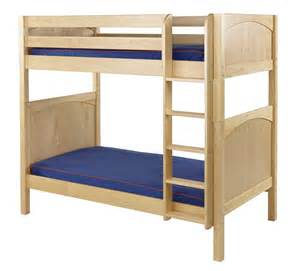 bunk bed ladder maxtrix high bunk bed w ladder t t