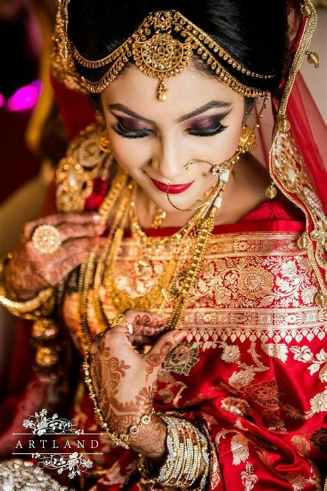 Simple Indian Muslim Bridal Makeup