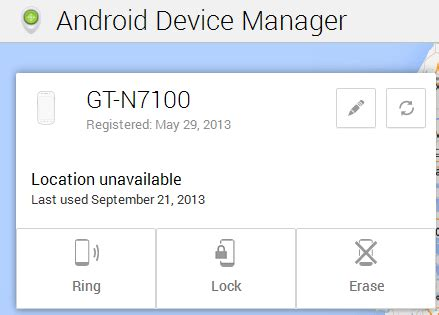 www android device manager you can now lock your device with android device manager ghacks tech news