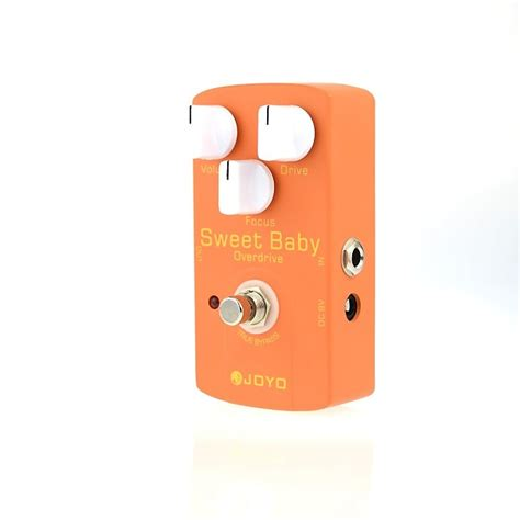 Effect Joyo Jf 36 Sweet Baby Overdrive Mad Professor Sweet Honey joyo jf 36 sweet baby overdrive effect guitar pedal reverb