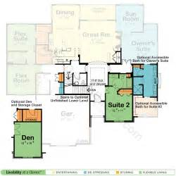 Dual Master Bedroom Floor Plans dual master bedroom floor plans in home remodel ideas or dual master