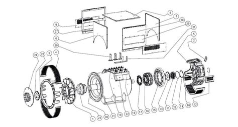 leroy somer alternator wiring diagram wiring diagrams