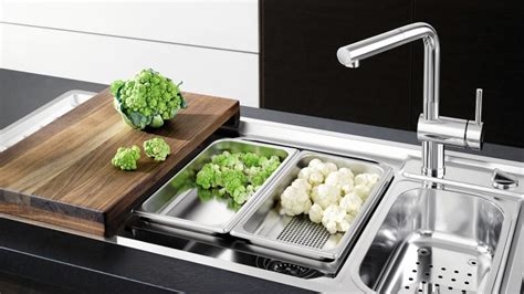 blanco kitchen sink accessories accessories from blanco for more comfort at the most