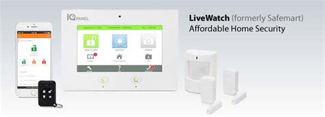 livewatch formerly safemart affordable home security
