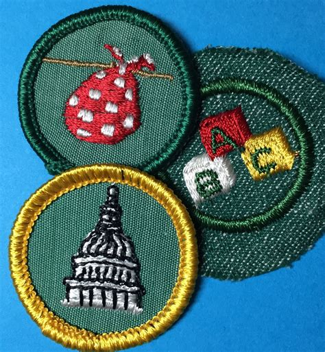 Was Sind Badges by Badges And Try Its And Ips Oh My Scout History