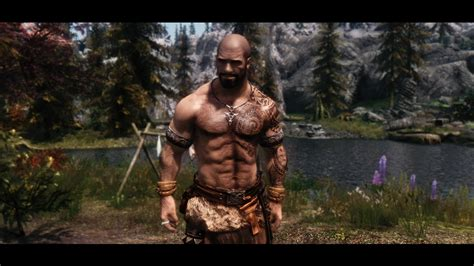 Full Body Tattoo Skyrim | skyrim nexus mods and community