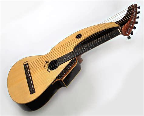 String For Sale - 2006 sullivan 20 string concert harp guitar for sale