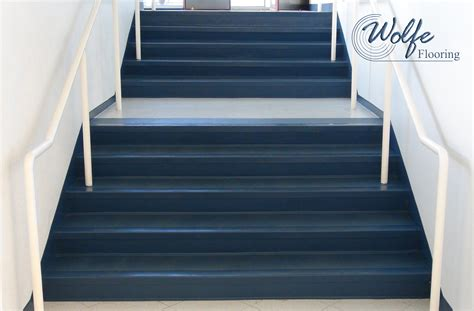 decor durable roppe stair treads  flooring bia bdorg