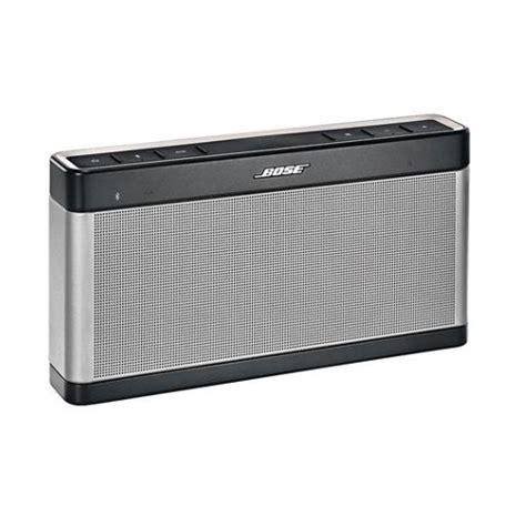 bose soundlink mobile speaker 3 bose soundlink iii bluetooth speaker intercomp malta