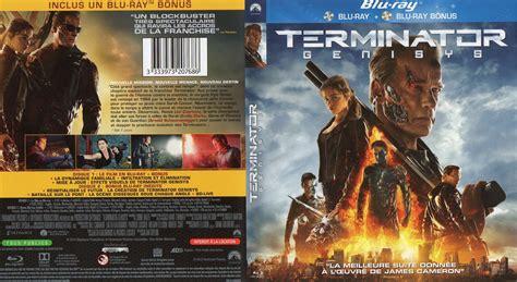 Dvd Terminator Genisys Bluray 25gb jaquette dvd de terminator genisys cin 233 ma