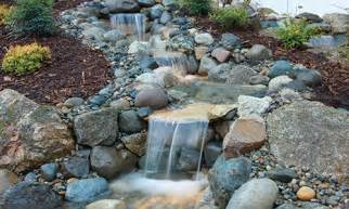 Aquascape Fountain How To Build A Pondless Waterfall Pondless Water Feature