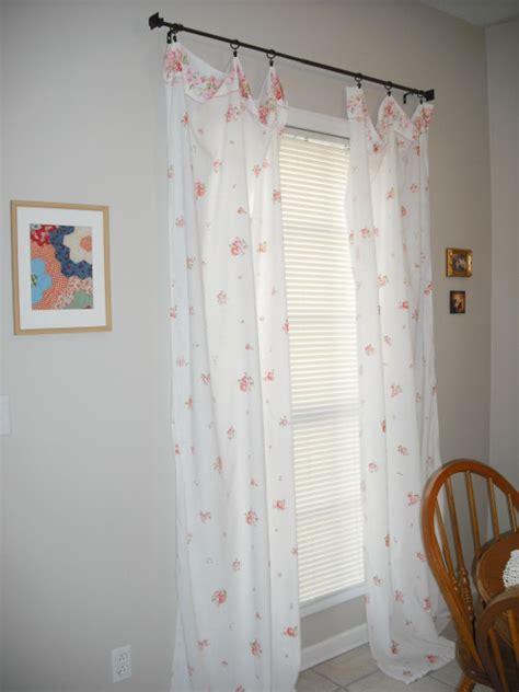 no sew curtain ideas 20 budget friendly no sew diy curtains ideas