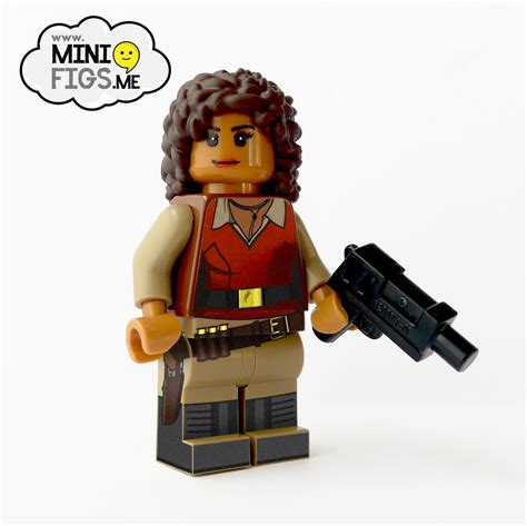 Lego Minifigures Fly 1 firefly inspired browncoats complete set yellow or fleshie minifigs me