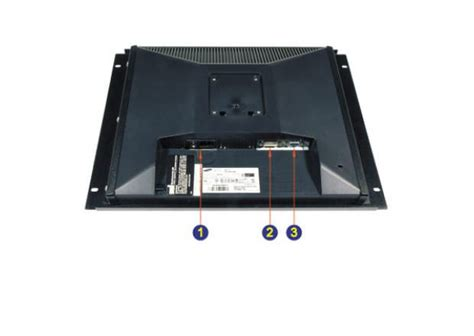 Rackmount Lcd Monitor pmm4410 8u 19 quot industrial rackmount lcd monitor bsicomputer