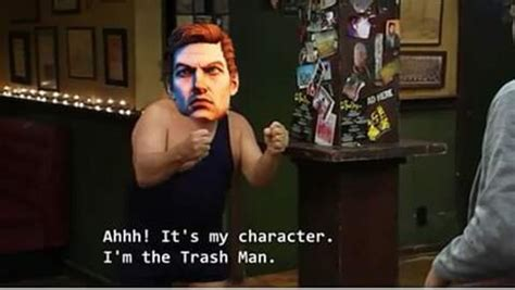 Garbage Man Meme - trash man bioshock infinite know your meme