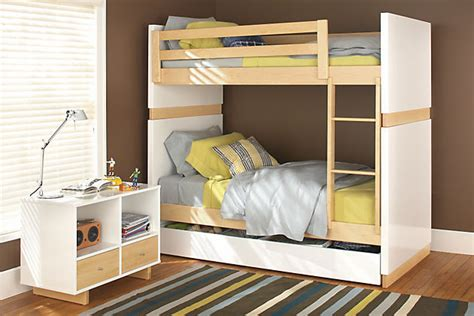 Room And Board Bunk Bed Moda Bunk Bed By R B Modern Other Metro By Room Board