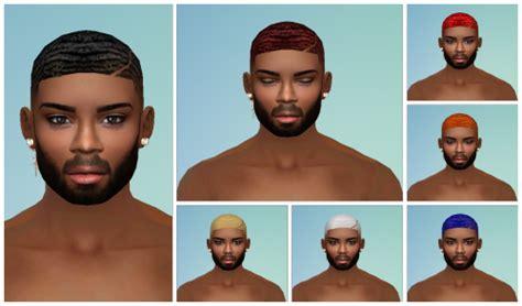 black male hair cc sims 4 urbz sims 4