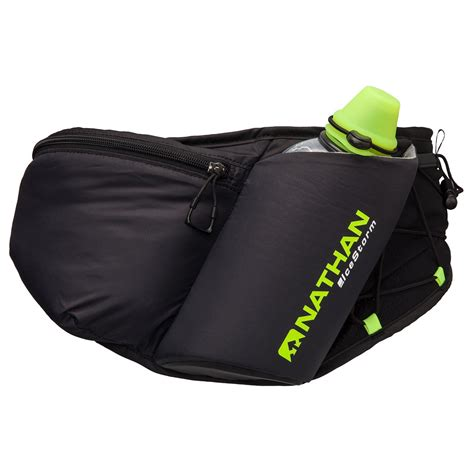 hydration waist pack nathan icestorm insulated hydration waist pack with water