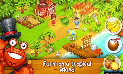 Android Game Mod Paradise Hay Day | farm paradise hay island bay v1 50 apk mod unlimited