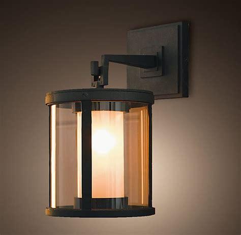 restoration hardware lighting sconces restoration hardware quentin pendant sconce let there be