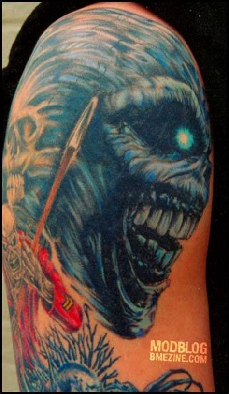 iron maiden tattoos eddie tattoos pinterest tattoo