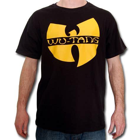 wu wear wu tang clan wu tang clan logo t shirt wu