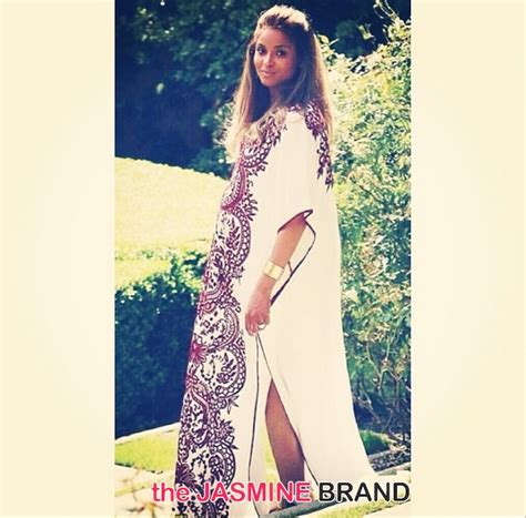 ciara baby shower dress photos kris jenner lala anthony attend
