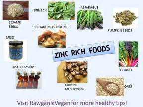 zinc rich foods clear skin pinterest of zinc foods and in