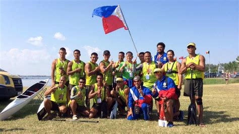 dragon boat philippines ph army dragon boat team wins gold at idbf world chionships