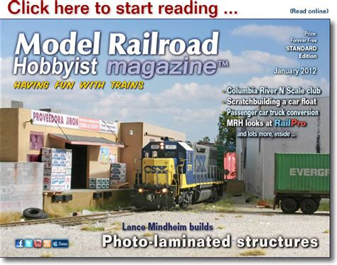 model railroad hobbyist magazine model trains model forums model railroad hobbyist magazine having fun