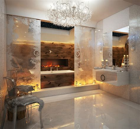Luxurious Bathtub by An In Depth Look At 8 Luxury Bathrooms