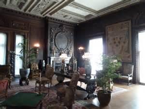 vanderbilt mansion living room home interior