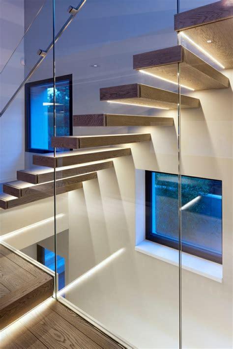 Beleuchtung Treppenhaus by Led Beleuchtung Treppenhaus Innenr 228 Ume Und M 246 Bel Ideen