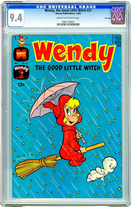 wendy the good little witch comic book wendy the good little witch 21 comic book gallery image