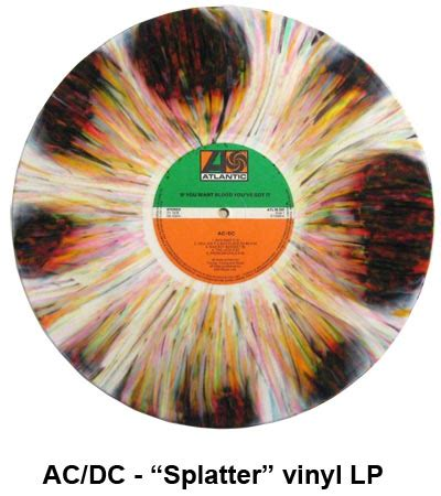 dc vinyl records colored vinyl records are popular with collectors