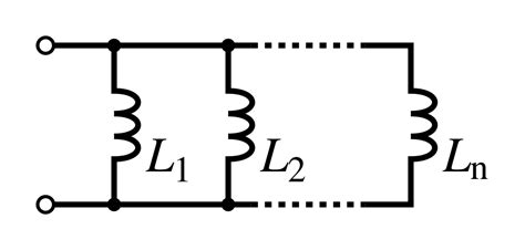 two inductors in parallel two inductors l1 and l2 are connected in parallel and separated by a large distance 28 images