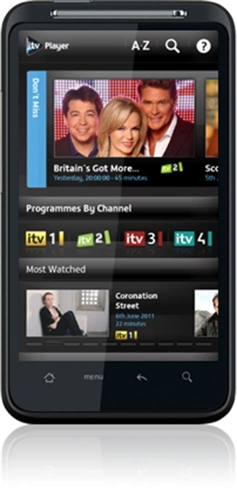 itv player for android itv player on android ios to follow