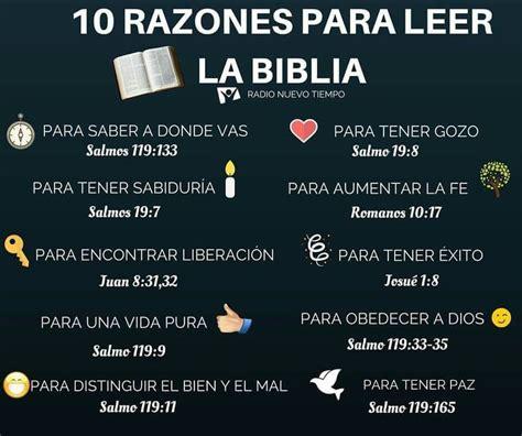 reinicio 20 claves para una vida de oracion constante books 10 razones para leer la biblia cristianos
