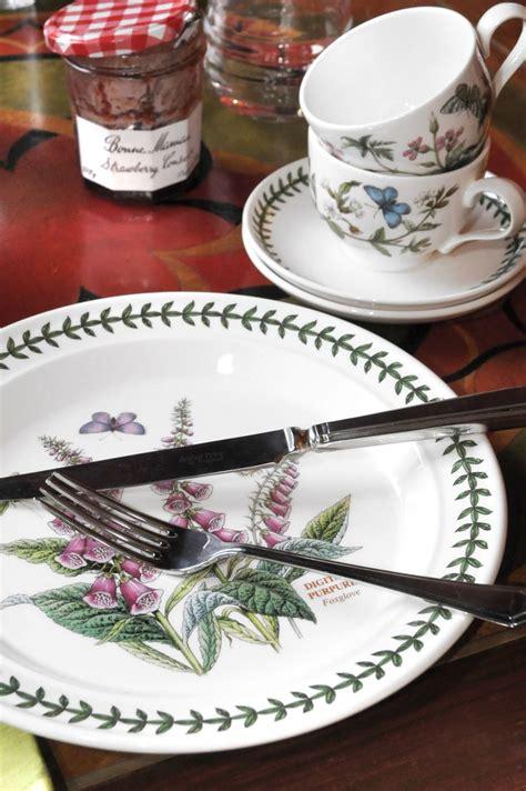 Portmeirion Dinnerware Botanic Garden Collection 86 Best Botanic Garden By Portmeirion Images On Pinterest Dish Sets Porcelain And Portmeirion