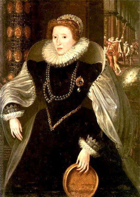 Elizabeth Outer 1583 quot sieve quot portrait by quentin metsys the younger pinacoteca nazionale siena italy grand