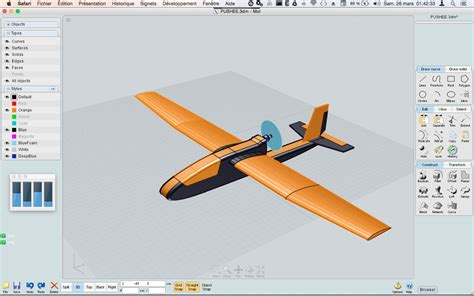 Cad Home Design Software moi gallery rc pusher plane design