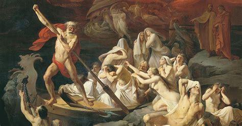 caronte el barquero infernal de las almas de los muertos ancient origins espa 241 a y latinoam 233 rica