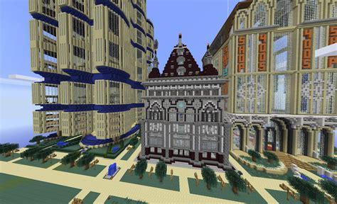 minecraft town server empire minecraft