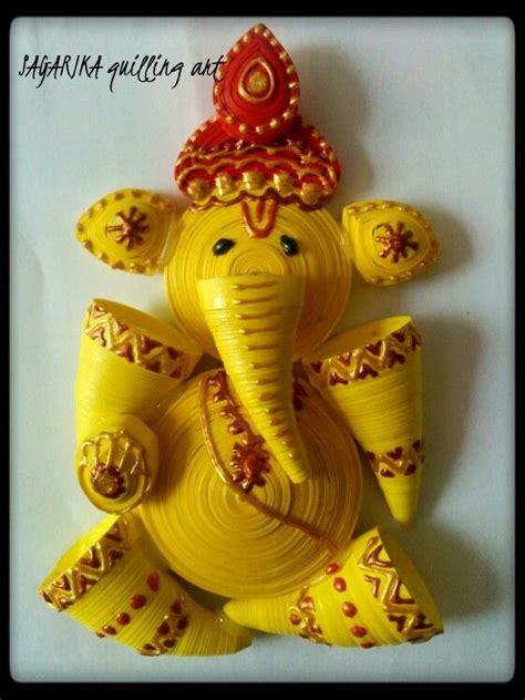 quilling ganesha tutorial 1000 images about ganpati on pinterest hindus quilling